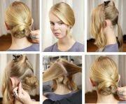 simple step hairstyles