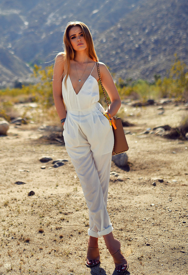 Create Incredibly Effortless Looks With Jumpsuits