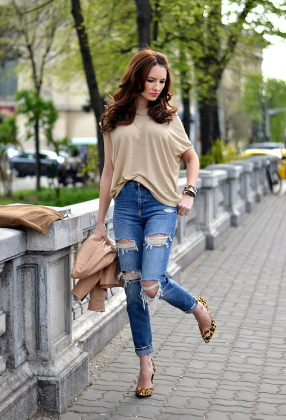 18 Classy Outfits With Blouses