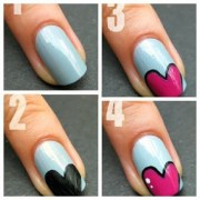 lovely step nail tutorials