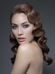 gorgeous finger wave hairstyles
