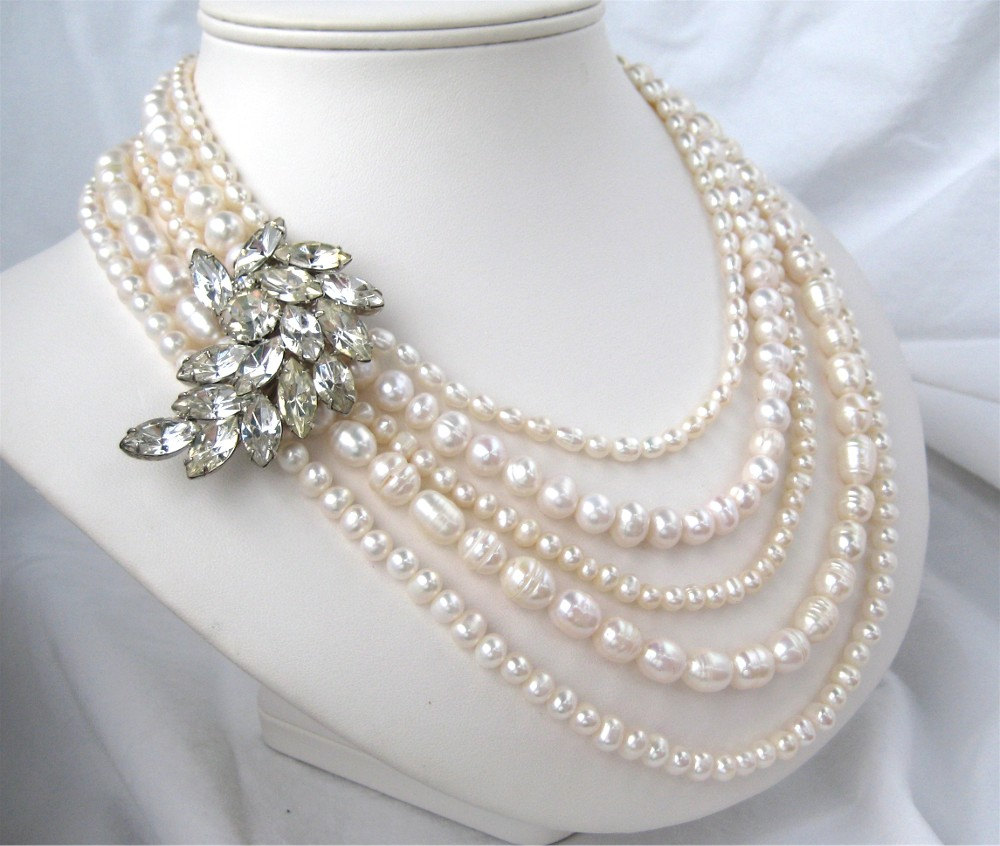 The Lustrous Beauty of the Pearl Necklace