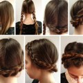Step by step braids picture gallery of easy hairstyles step by step
