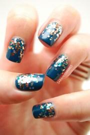 fashion alert gradient nail