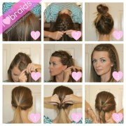 quick and easy 10-minute hairstyles
