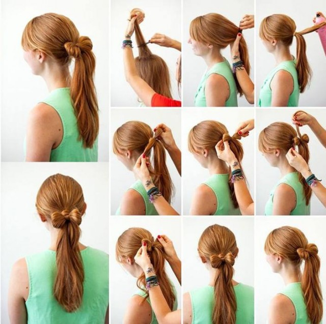 15 Cute Step By Step Hairstyles For Valentine's Day