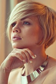 gorgeous hairstyles with bangs