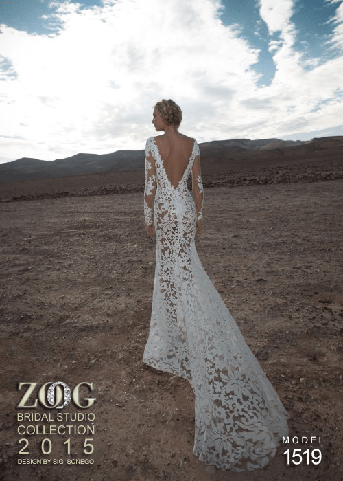 Fascinating Wedding Dresses (12)