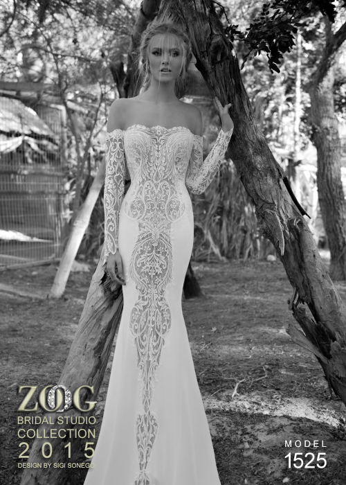 Fascinating Wedding Dresses (19)