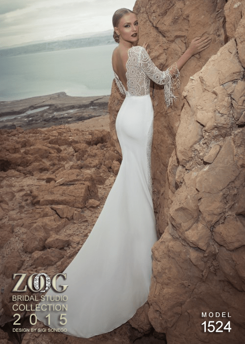 Fascinating Wedding Dresses (20)