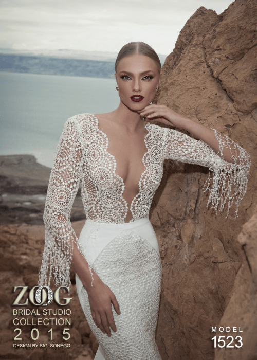Fascinating Wedding Dresses (21)