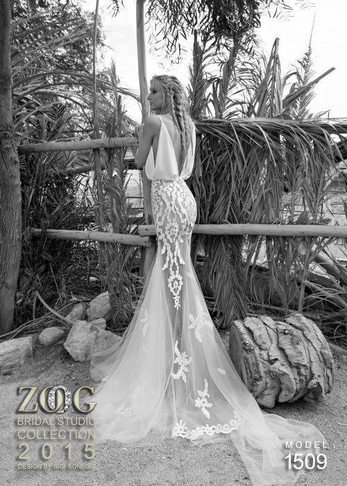 Fascinating Wedding Dresses (23)