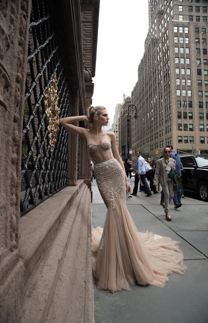 January Wedding Dress