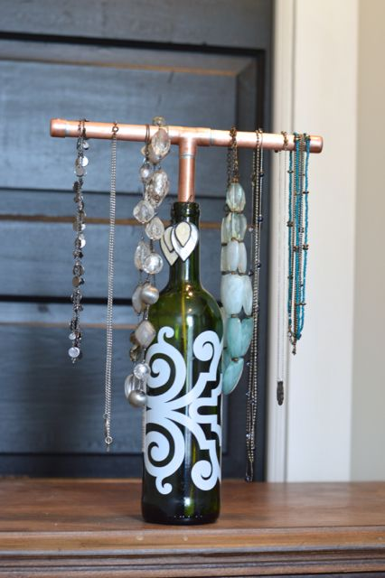 diy jewelry organizer13