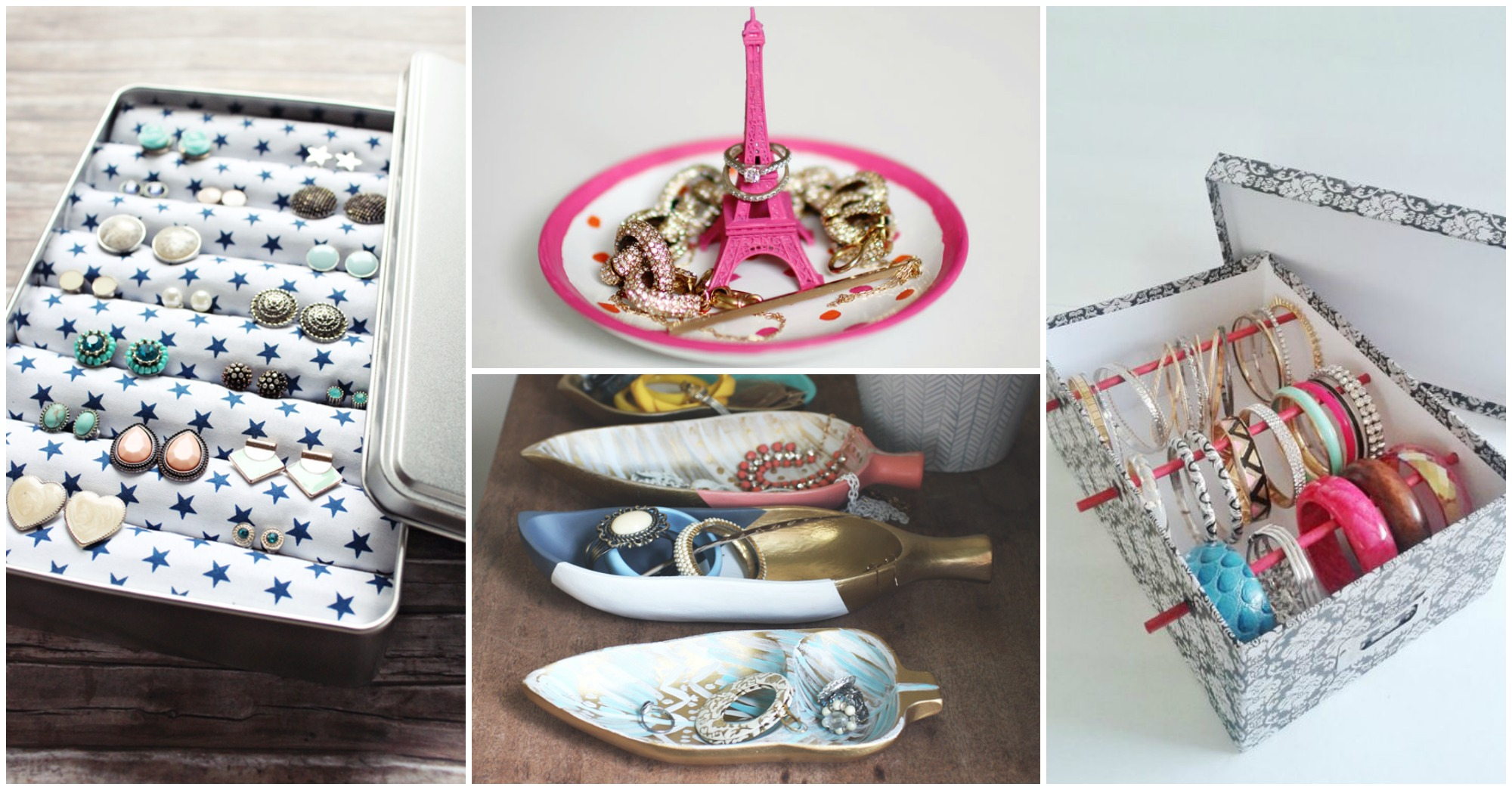 15 Clever DIY Jewelry Storage Ideas That Will Blow Your Mind