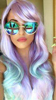mermaid inspired hairstyles