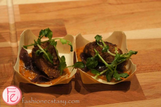lamb sausage by Barque Smokehouse