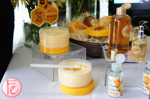 Body Shop Honeymania Body & Bath Collection