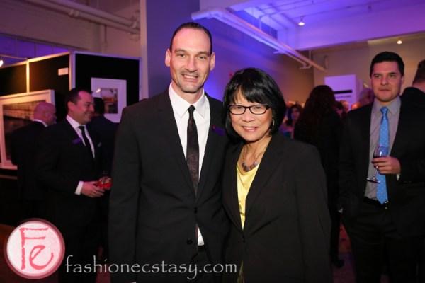 John Maxwell & Olivia Chow