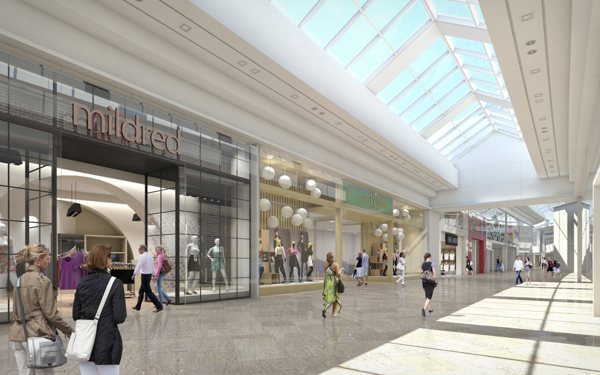 Sherway Gardens redevelopment plan