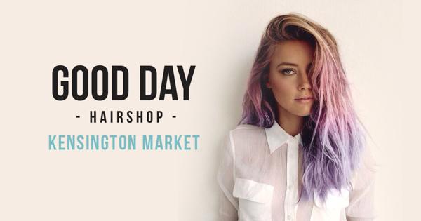 good day hairshop kensington