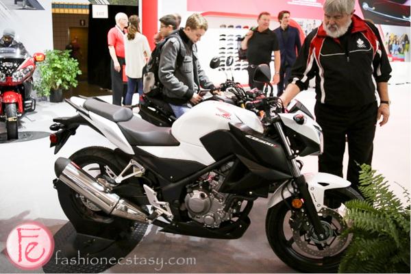 Honda CB300F Bike Auto Show 2015