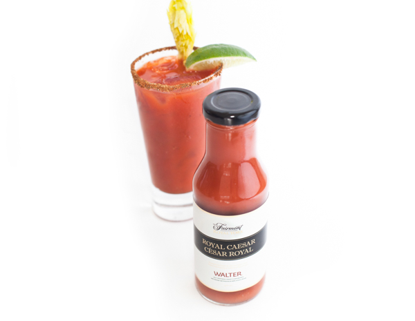 royal caesar made with walter all natural crafted caesar mix