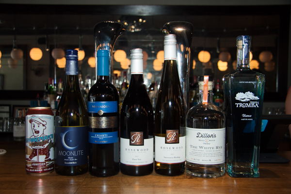 wines from Rocca delle Macie and Rosewood Estates