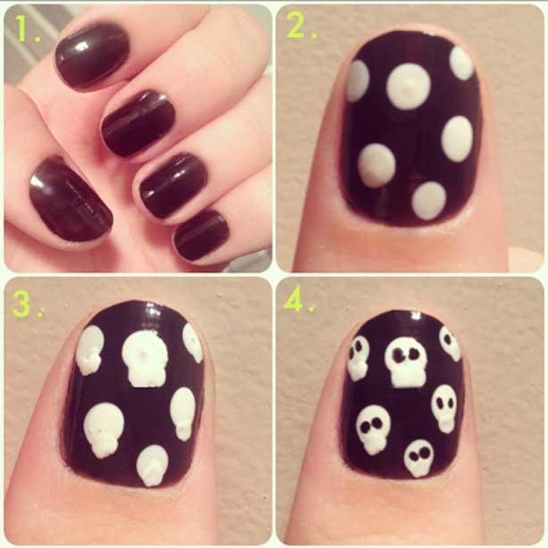 Easy Nail Art Latest Nails Tutorial