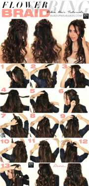 open hairstyles party