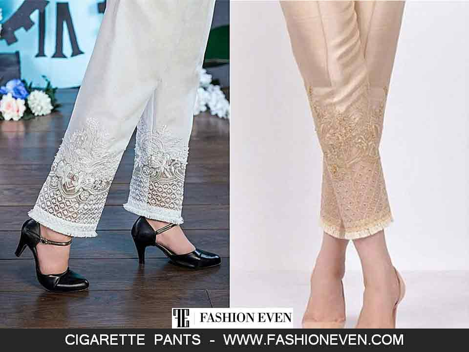 Cigarette Pants Designs FashionEven