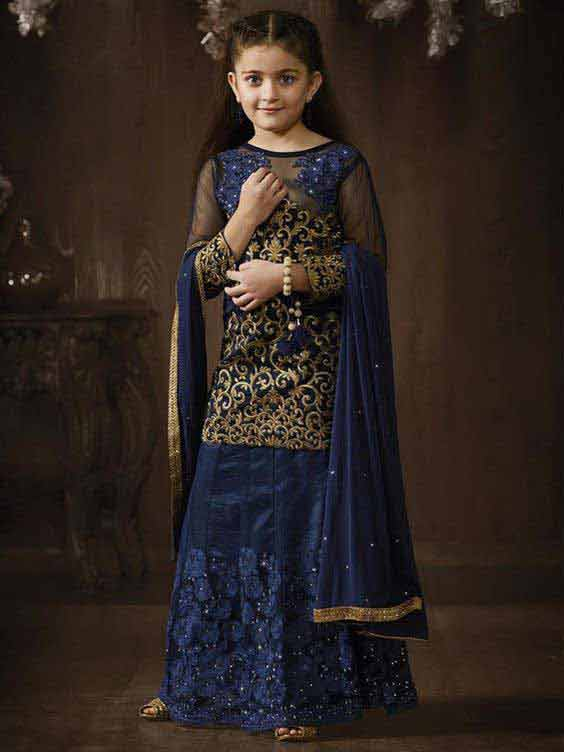 Baby Girls Wedding Frocks In Pakistan For 2019 FashionEven