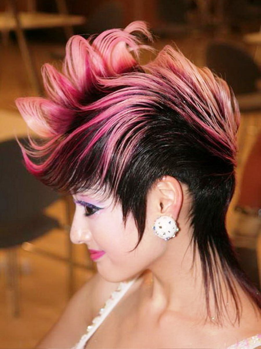 Punk Hair Styles Latest Trends 2014 for Boys and Girls