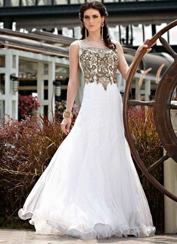 Elegant Wedding Gowns 2014  2015 for Women
