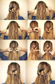 long hairstyle tutorial 2015