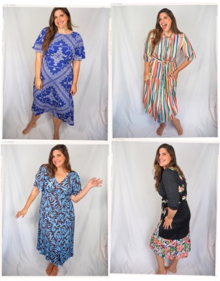 Try On: 5 Summer Dresses from Oliver Bonas