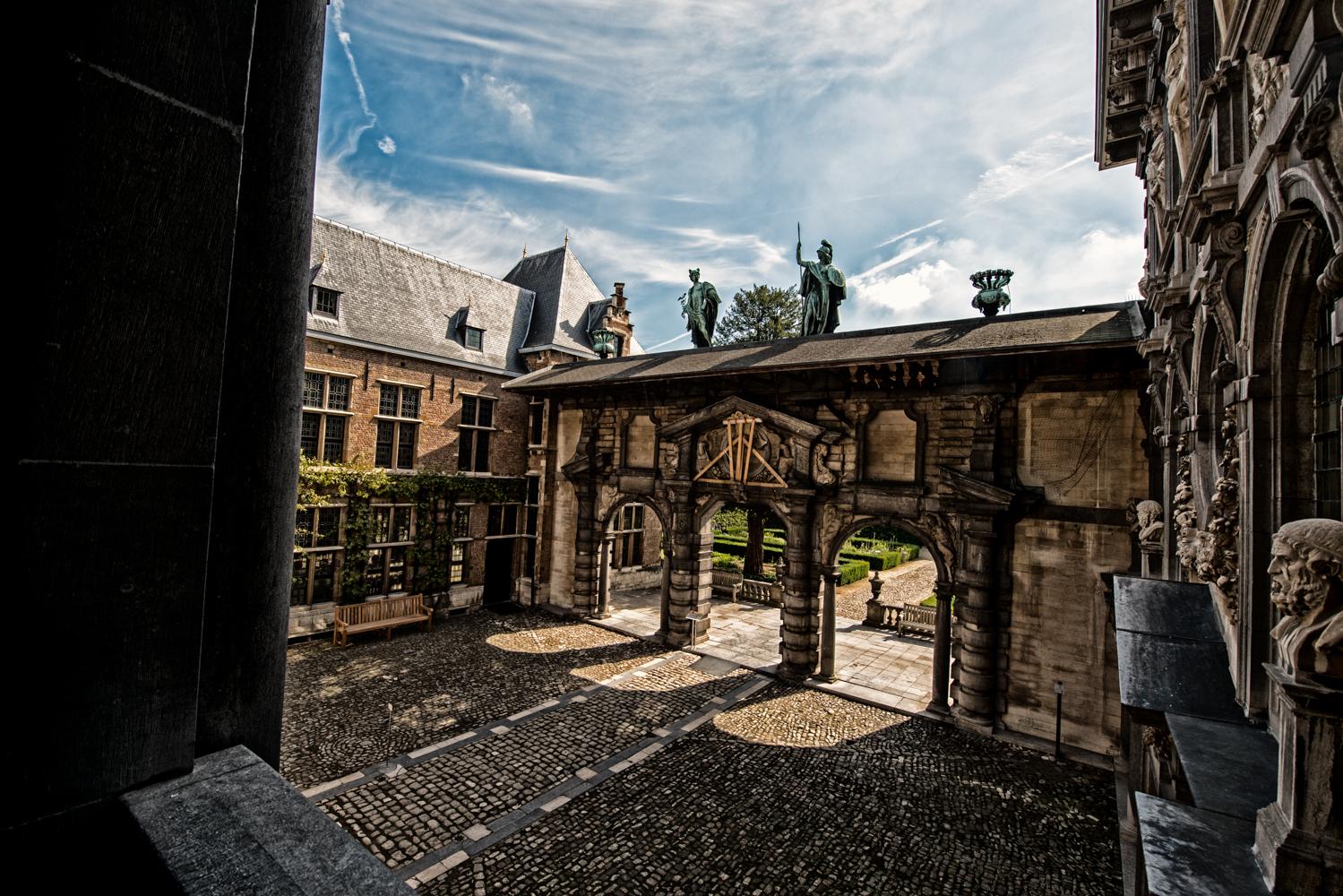Anversa la casa di Rubens