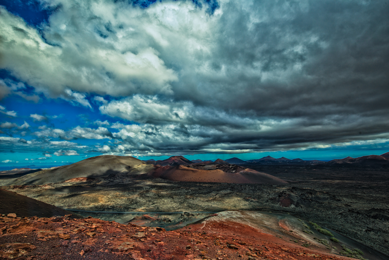 Il parco nazionale di Timanfaya