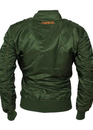 ALPHA Industries Falcon II Fliegerjacke dark green Der Klassiker unter den Klassikern online bestellen bei Mode Freund Fashion Shop ab 50€ Versandkostenfrei