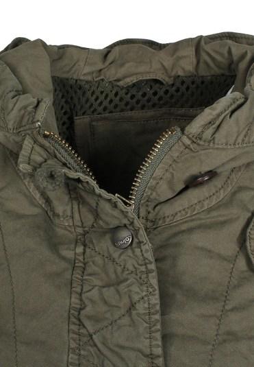 Khujo Ferna Damen Parka oliv online bei Mode Freund Fashion Marken Shop ab 50€ Versandkostenfrei