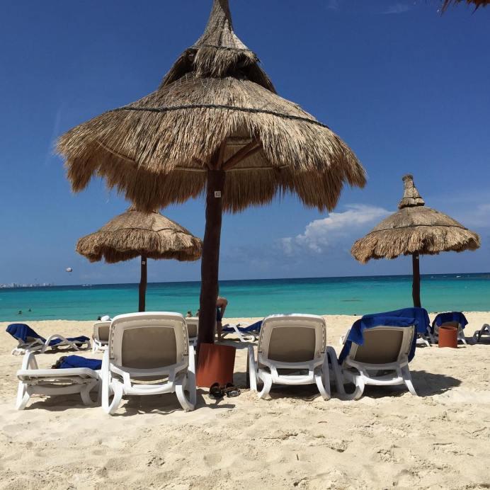 Ah ce que c'était bien. #mexique #cancun #clubmed