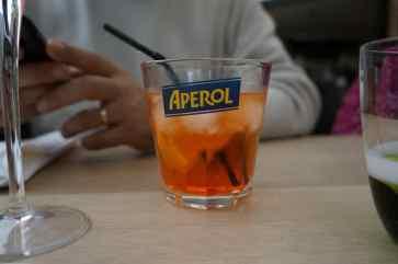 L'incontournable Aperol Spritz