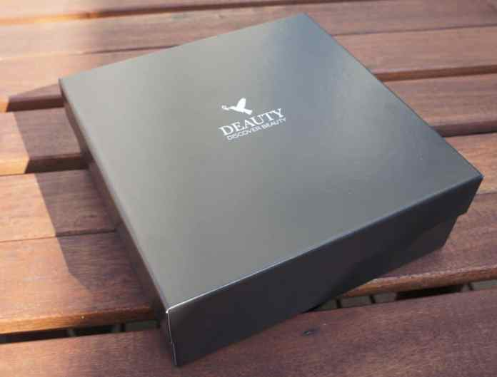 Belgium's firt Beauty Box