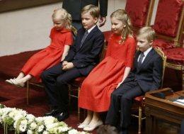 Les petits Princes de Belgique