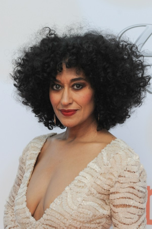 Obsessed 14 Female Celebrities With Natural Hair 100 African Fashion