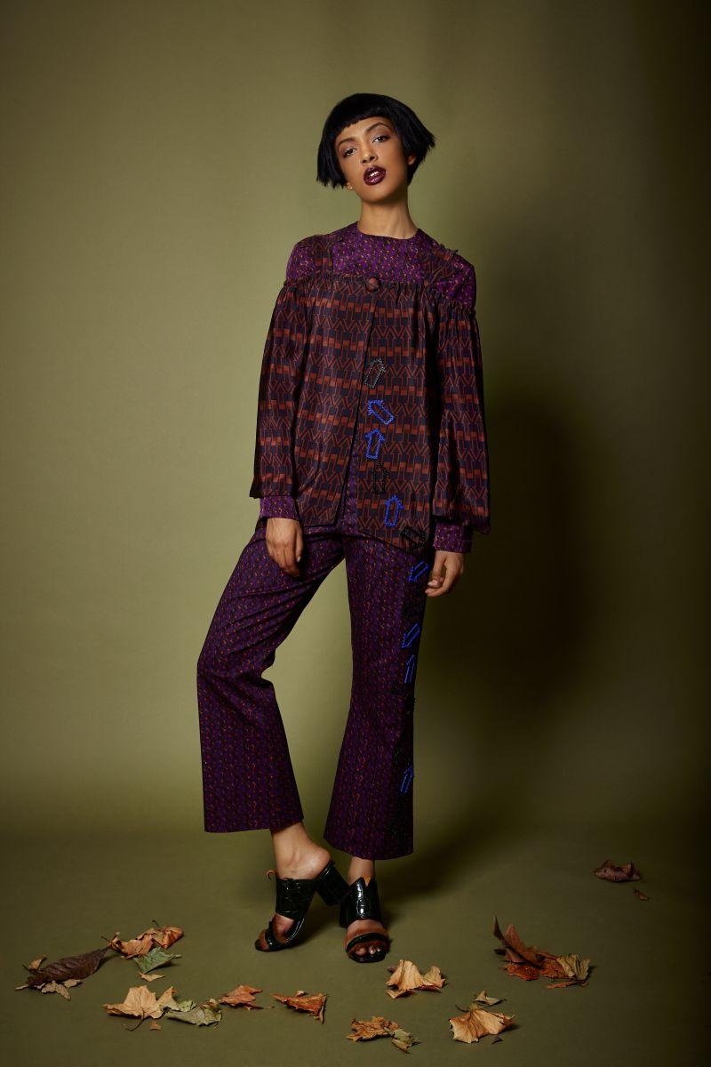 Lisa-Folawiyo-Autumn-Winter-2015-Fashionghana-african fashion-July2015021 (11)
