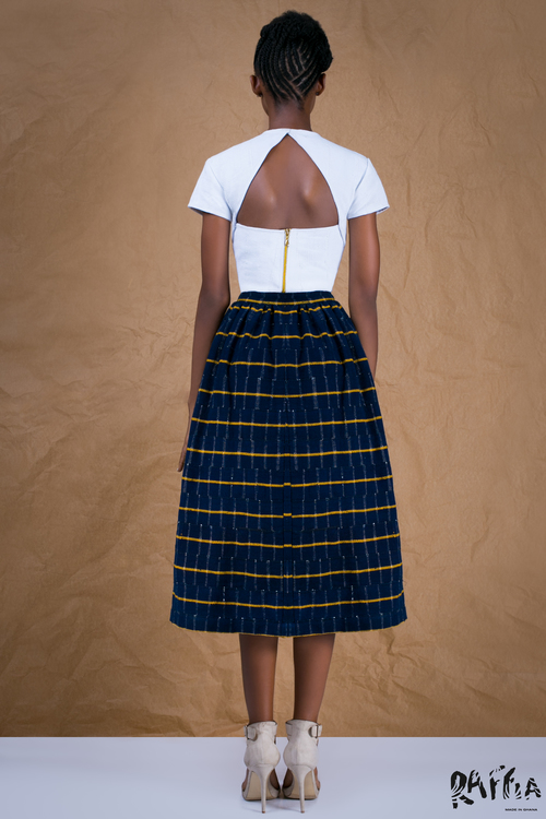 raffia fashionghana african fashion look book (2)