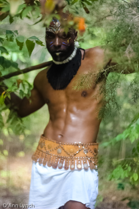 african tribal make up for men african fashion shoot fashionghana (9)