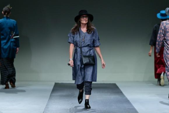 Amanda Laird sa fashion week (1)