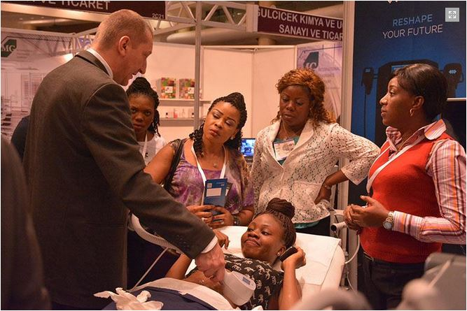 Beauty Africa Exhibition & Conference 2015 (16)